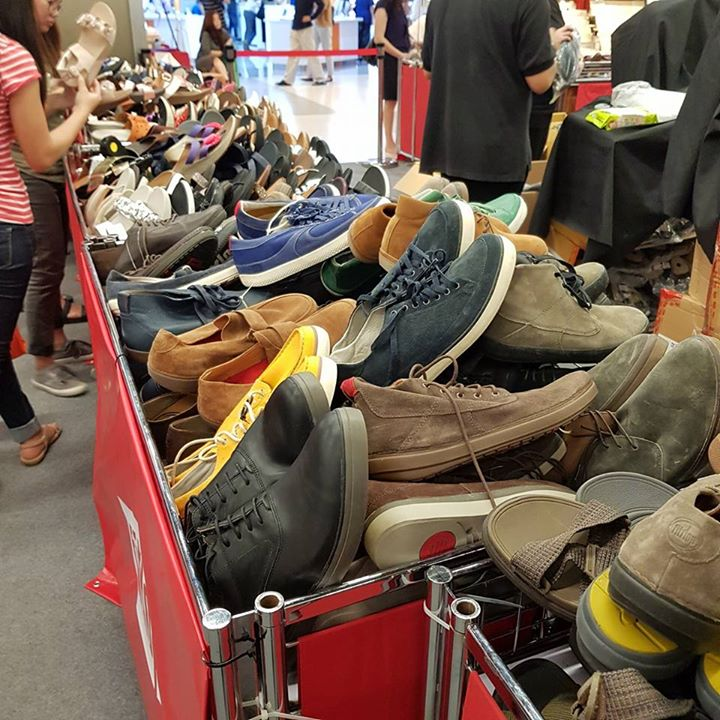 b1ea33da804 FitFlop  Biggest Sale of the Year with Up to 60% OFF Footwear at IMM ...