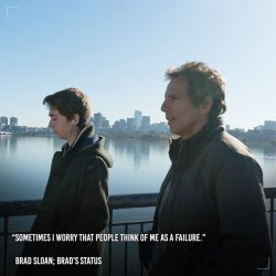 [Shaw Theatres] Brad's character has been built on ideals that he'd set for himself - not too much ambition, a tiny