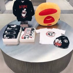 [Chocoolate --- i.t Labels Singapore] AAPE X Dragon Ball has launched at orchardgateway B1-13!