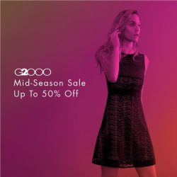 [Causeway Point] The G2000 Mid Season Sale Starts now!