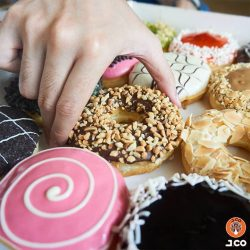 [J.Co Donuts & Coffee] Which donuts will you choose for our 9th year anniversary promotion on 1st and 2nd November?