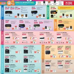 [Newstead Technologies] Canon Printer Sale is now on!