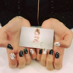 [AVONE BEAUTY SECRETS] GO CHIC with these glorious nailarts presented skilfully by our Waterway Punggol team (T.