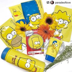 [THE FACE SHOP Singapore] Can't decide who's your favourite Simpsons character?