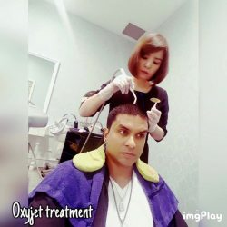 """[TrichoKare] Oli DJ Jay Nesh Isuran visited TKTrichoKare and was extremely satisfied with the result: """"My scalp is significantly cleaner."""