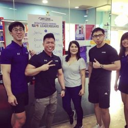 [Anytime Fitness] That was the end of the September Leaderboard  Challenge!