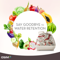 [OSIM] For slimmer, more beautiful legs, avoid high sugar, high fat and high calorie food items as they may be stored
