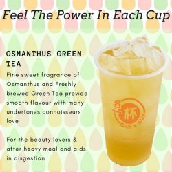 "[Each A Cup] Introducing the ""Feel The Power In Each Cup"" series."