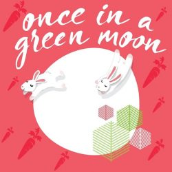 "[Sufood] Once in a 'GREEN' moon, get your friends to eat their ""GREENS""Mid-Autumn Festival in Singapore is about celebration"