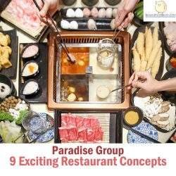 [Paradise Group] Thank you Daniel Food Diary for the feature!
