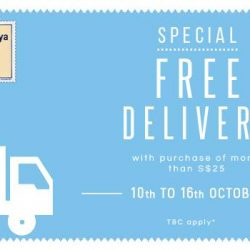[Books Kinokuniya] Enjoy Free Delivery with purchase above S$25 online.