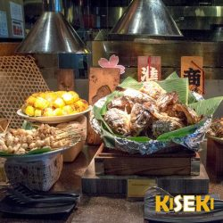 [Kiseki Japanese Buffet Restaurant] Pat yourself on the back for surviving another Monday!