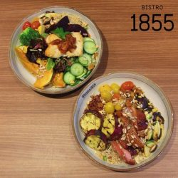 [Bistro 1855] Now Available everyday during lunchtime!