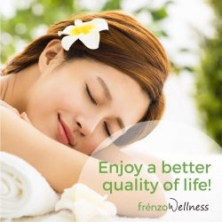 [Frenzo Spa & Wellness] People experiencing symptoms of suboptimal health, such as neck pain, numbness, migraine, insomnia and indigestion may not be sick, but