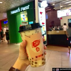 [Gong Cha Singapore] You know what will make your Sunday sweeter?