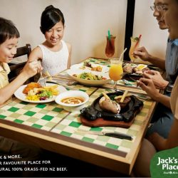 [Jack's Place] Hey parents, have a break on us this Children's Day!