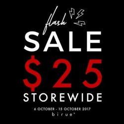 [BIRUE] LAST 2 DAYS OF $25 STOREWIDE SALE!
