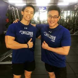 [Anytime Fitness] Our Limited Edition Anytime Fitness nex X Under Armour tee is for sale 😍😉 if you'd like to own one