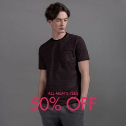 [G2000 Outlet] Enjoy big savings this Mid Season Sale and get up to 50% off selected items!