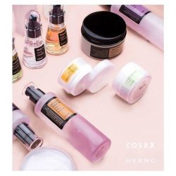 [OSMOSE Singapore] Hermo SG, the official brand partner for COSRX, is also where beauty collection meets sophistication.