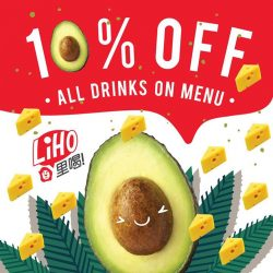 [Gong Cha Singapore] We had so much fun in the East and we would like to extend a 10% off all menu drinks