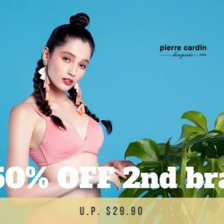 [Pierre Cardin] This could be your last chance to enjoy this promo!