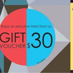 [Capitol Optical] Save your $30 gift voucher for MCM and Salvatore Ferragamo eyewear!