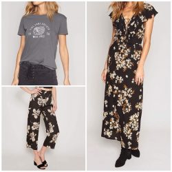 [Mico Boutique] NEW IN STORE + ONLINEThe gorgeous new AMUSE SOCIETY Tropical Moon Tee ($49.