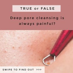 [SK-II Boutique Spa] Beauty myth: Deep pore cleansing is always painfulNot necessary if you do it the right way.