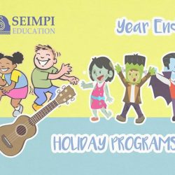 [SEIMPI SCHOOL OF MUSIC] Looking for some fun activities during the November break?