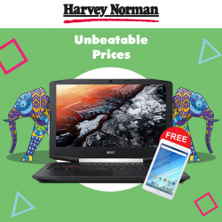 [Harvey Norman] It's double the happiness this Deepavali when you shop online at Harvey Norman from 18th - 19th October!
