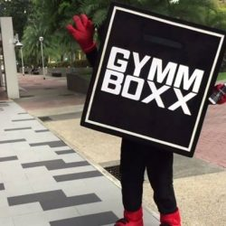 [GYMM BOXX Silver] FLASH AND GET 2 WEEKS ADD-ON!