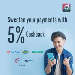 [Singtel] Sweeten your payments with Dash!