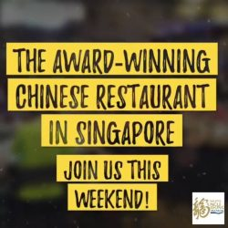 [Uncle Leong Signatures] Uncle Leong Signatures, the Award-Winning Chinese restaurants located in Waterway Point  is the ideal venue for you to have