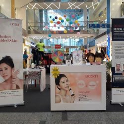 [Bioskin/AbsTrim] Countdown to the last 2 days of our roadshow at Clarke Quay Central!
