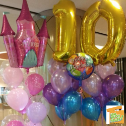 [The Party Stuff!] The first double digit birthday deserves a big celebration!