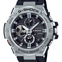 [Jem] 01-28, G-CasioThis G-SHOCK G-STEEL Bluetooth Series ($499) is the first of it's kind to