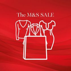 [Marks & Spencer] Snag your favourite M&S SALE pieces before they are gone!
