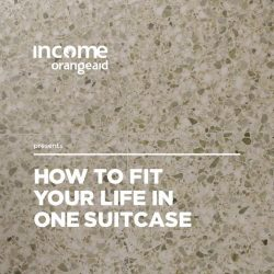 [NTUC Income Insurance] Here's a challenge: Can you fit everything you own in one suitcase?
