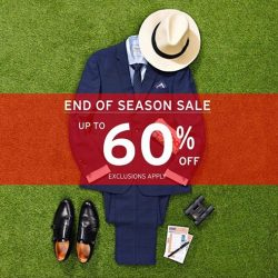 [T. M. Lewin] Here's your chance to save in our End of Season sale.