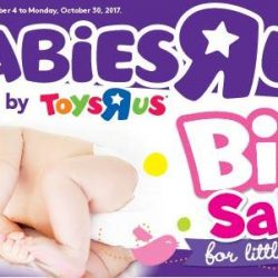 "[Babies'R'Us] Toys""R""Us has toys for everyone young and old!"