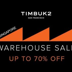 [Timbuk2 Singapore] The VERY FIRST TIMBUK2 PRE-HOLIDAY SALE!