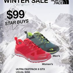 [The North Face] The North Face Winter Sale is NOW ON!