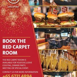 [Hard Rock Café] Looking for something unique for your events?