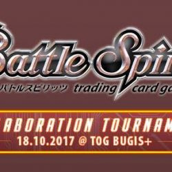 [TOG] Tournament Date: 18th of October 2017 Entry: FREE Maximum Participants: 32 pax Venue: TOG Bugis+ Flagship Store Time: 12.