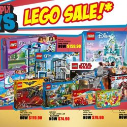 [Simply Toys] SIMPLY TOYS LEGO SALE!