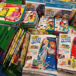 [My Greatest Child] Crayola Stationeries topped up at Kallang Leisure Park Bookfair!