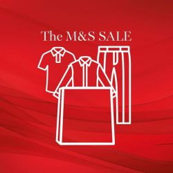 [Marks & Spencer] Only 6 more days left for our great M&S SALE, and hot Menswear apparels are going faster than you