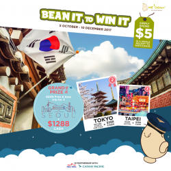 [Mr Bean Singapore] BEAN IT to WIN IT is back, bigger and better!