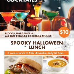 [Brotzeit German Bier Bar and Restaurant] Spooky Halloween at Brotzeit!